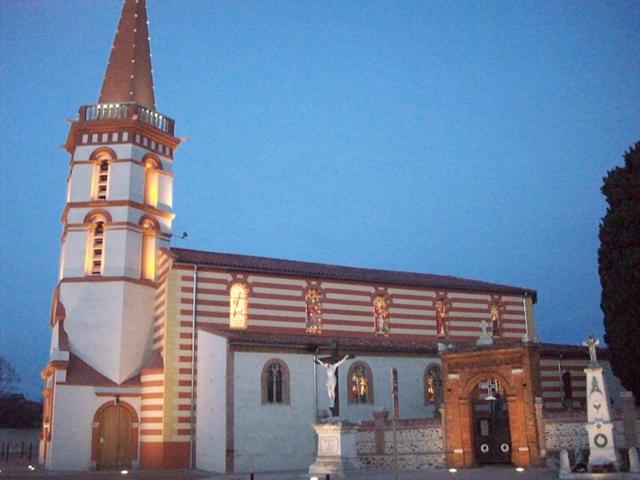 Eglise de Saint Clar de Rivière